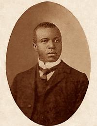 Portrait of Scott Joplin, 1903